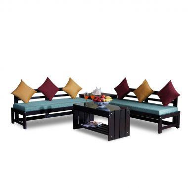 Ep 1000 Armless Sofa